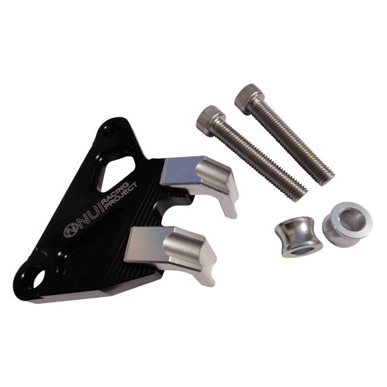 KLX150 brake caliper guard